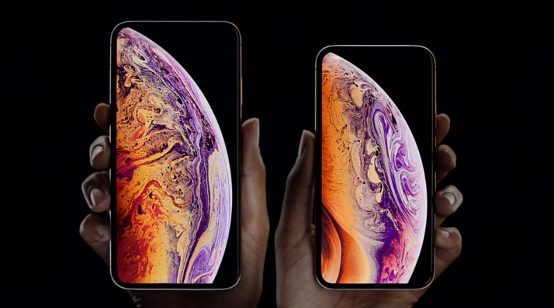 iPhone Xs и Xs Max   Фото: Apple