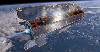 Космический аппарат | Фото: Pikabu