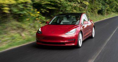 Tesla Model 3   Фото: cbsistatic