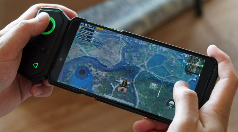 Xiaomi Black Shark Helo | Фото: Engadget