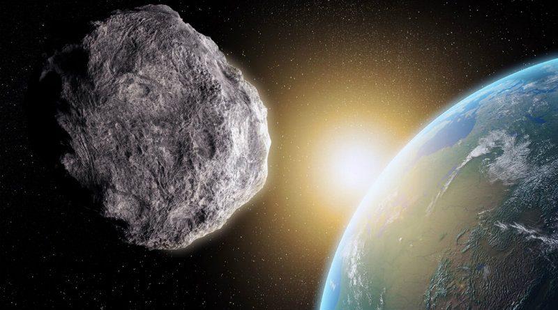 Астероид | Фото: gazeta