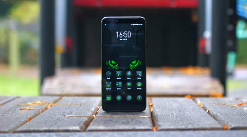 Xiaomi Black Shark Helo | Фото: Mrwhosetheboss