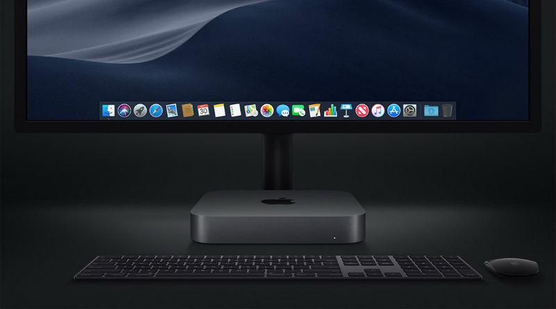 Mac Mini | Фото: Apple