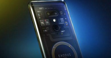 Представлен блокчейн-смартфон от HTC