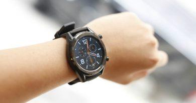 Huawei Watch GT   Фото: Engadget