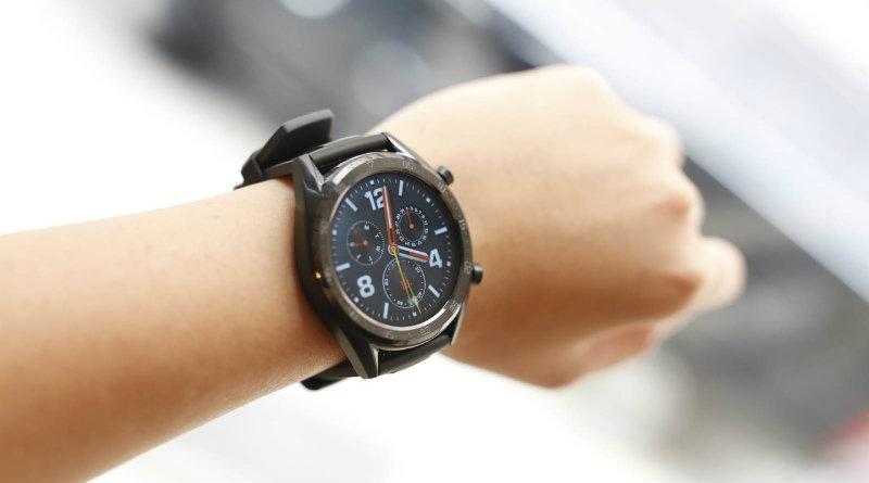 Huawei Watch GT | Фото: Engadget
