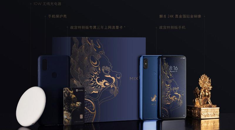 Xiaomi Mi Mix 3   Фото: Xiaomi