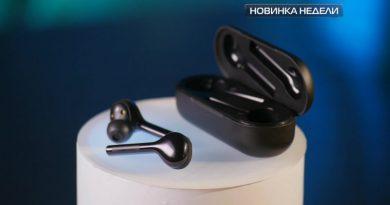 Новинка недели: наушники Huawei FreeBuds