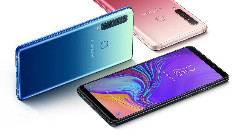 Samsung Galaxy A9 | Фото: Samsung