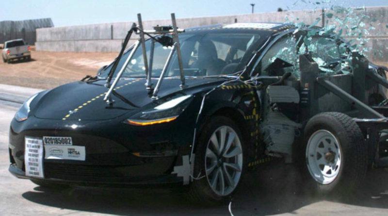 Tesla Model 3 | Фото: electrek