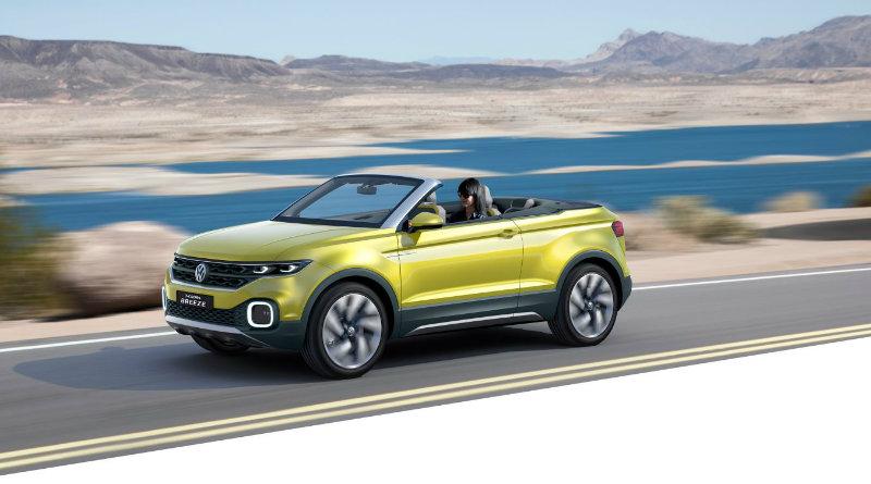 Volkswagen T-Cross | Фото: Volkswagen