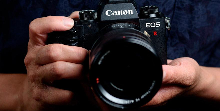 Canon EOS R | Фото: theroco