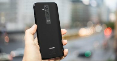 Huawei Mate 20 Lite | Фото: CNET