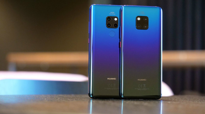 Huawei Mate 20 | Фото: Android Central
