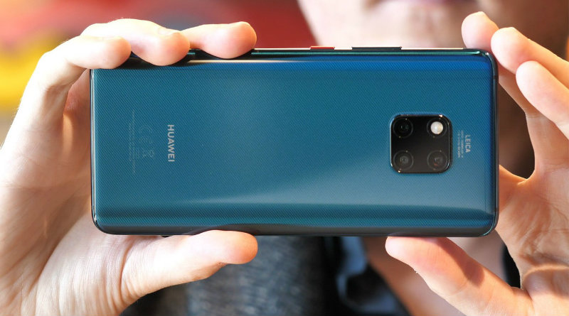 Huawei Mate 20 Pro   Фото: Android Central