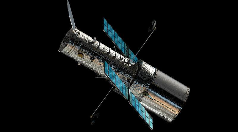 Hubble | Фото: NASA