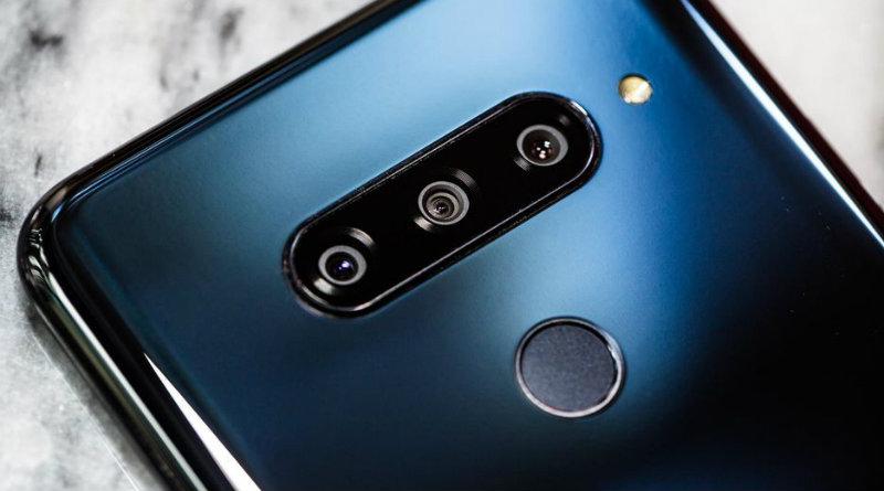 LG V40 ThinQ | Фото: CNET