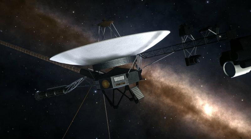 Voyager 2 | Фото: Reddit
