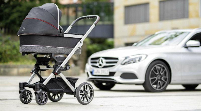 Детская коляска Mercedes | Фото: Mercedes