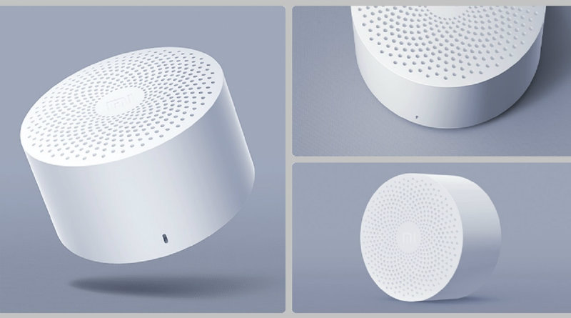 Mi Compact Bluetooth Speaker 2 | Фото: Xiaomi