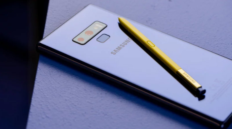Galaxy Note 9 | Фото: Android Authority