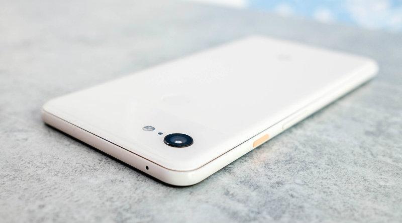 Google Pixel 3 | Фото: mobilesyrup