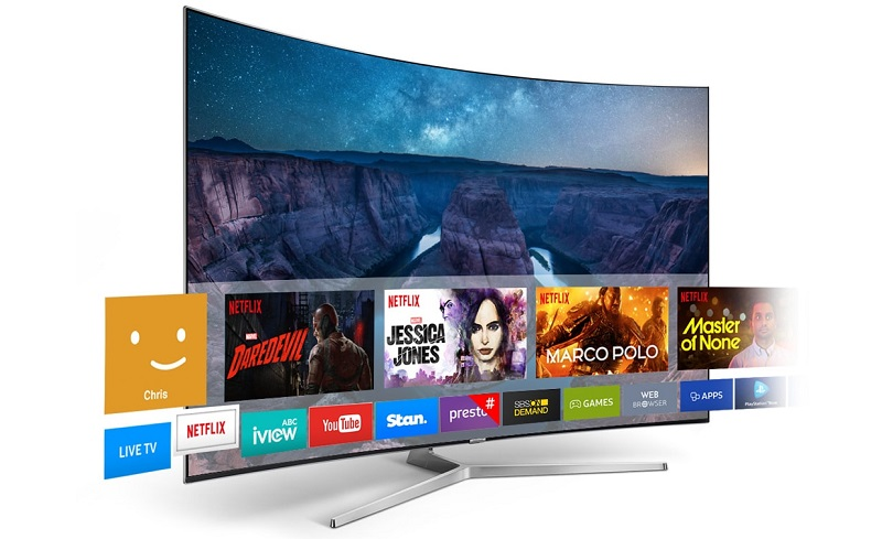 Smart TV | Фото: lindenvalley