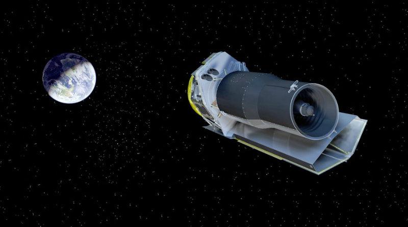 Spitzer | Фото: NASA