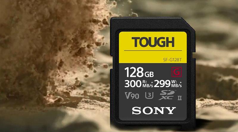 Самая прочная флешка, Фото: Sony