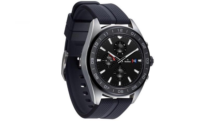 LG Watch W7 | Фото: LG