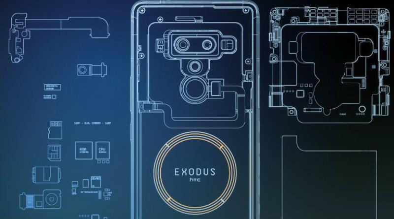 HTC Exodus 1 | Фото: HTC