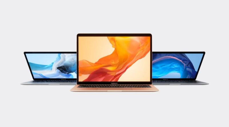 MacBook Air | Фото: Apple