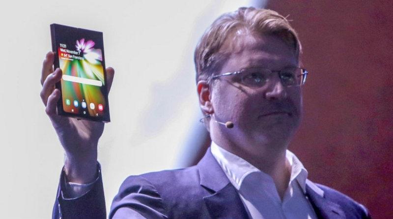 Samsung Galaxy F   Фото: 3dnews.ru