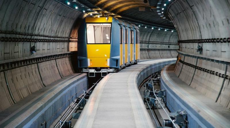 Беспилотный поезд в Шереметьево | Фото: ferrovie