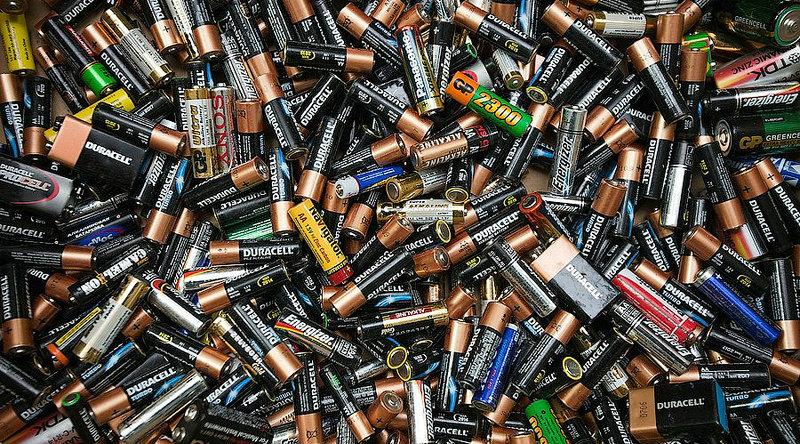 Батарейки | Фото: billionnews