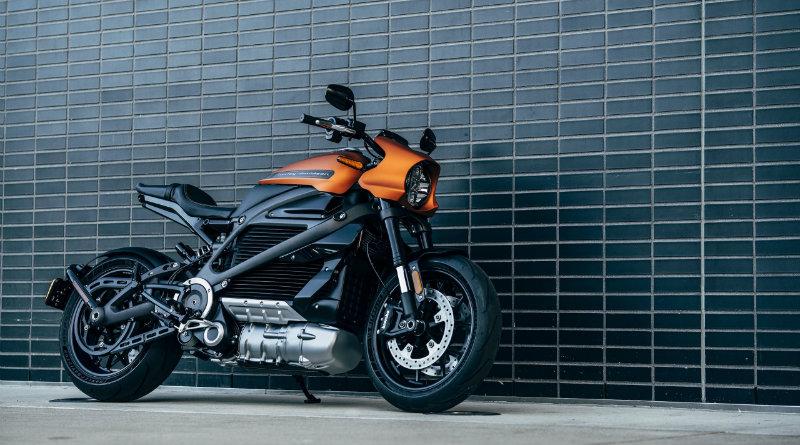 Harley-Davidson LiveWire   Фото: Harley-Davidson