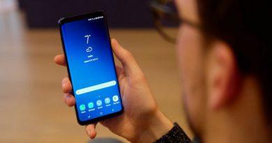 Samsung Galaxy S9 | Фото: timeincuk.net