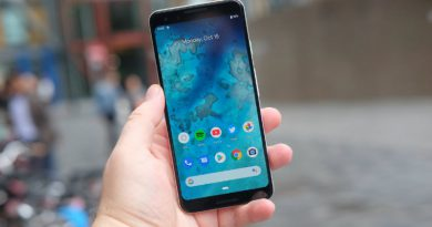Google Pixel 3 | Фото: trustedreviews