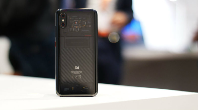 Xiaomi Mi 8 Pro | Фото: 9to5google