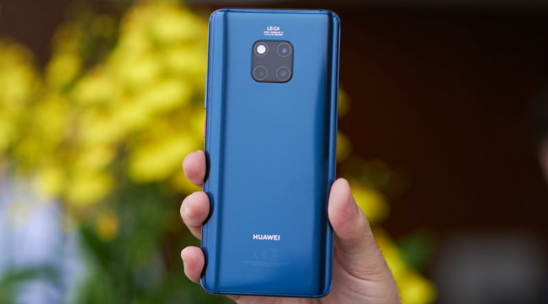 Huawei Mate 20 Pro | Фото: androidauthority