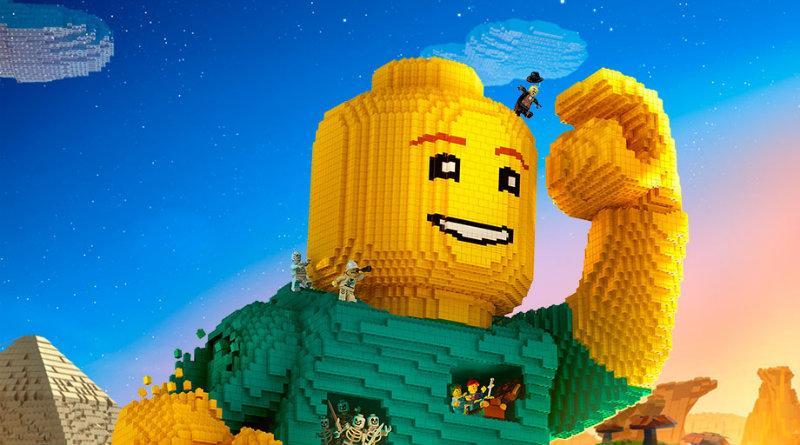 LEGO   Фото: playstation