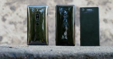 Sony Xperia XZ3 и XZ2 Premium | Фото: chudo.tech