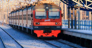 Фото дня: новые плацкартные вагоны РЖД