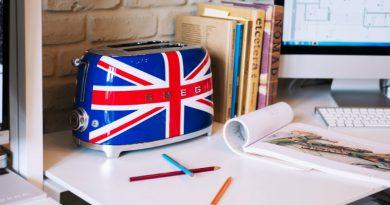 SMEG Union Jack