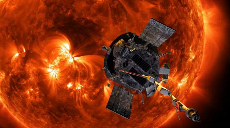Parker Solar Probe | Фото: NASA