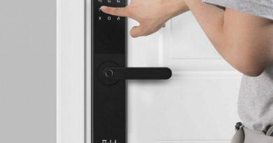 Mijia Smart Door Lock | Фото: Xiaomi