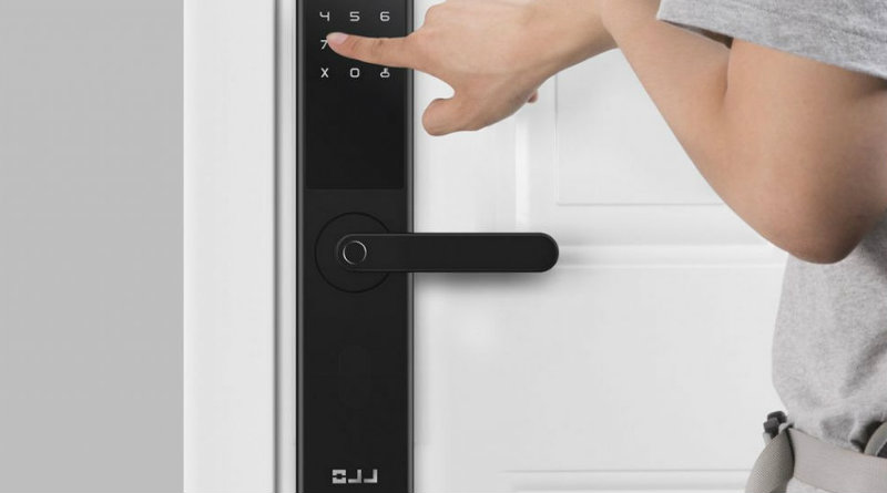 Mijia Smart Door Lock | Фото: Xiaomi