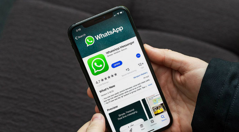 WhatsApp | Фото: The Verge