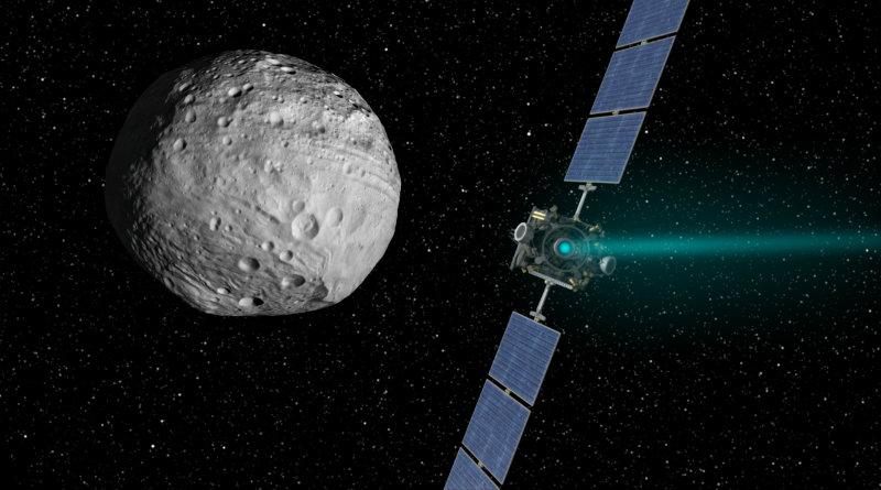 Dawn | Фото: NASA