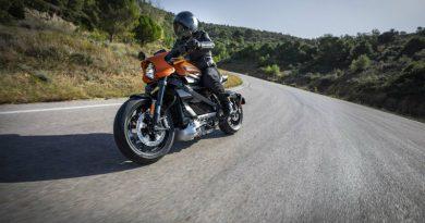 Harley-Davidson LiveWire | Фото: Harley-Davidson